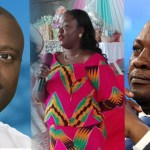 Sɛx Scandal At Flagstaff House: Mahama Has Baby With John Jinapor's Wife!! (Watch Video)