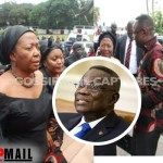 BREAKING: The Wife Of Late Prof. Evans Attah Mills Has Exposed The Killer To Her Sister (Video)