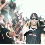 Wizkid causes confusion in New York, fans rushes him for selfie (Video)