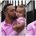Yvonne Nelson's daughter, Ryn Roberts hangs out with Uncle Majid Michel (video)