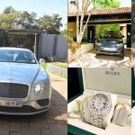 Meet, Alph Lukau, the richest pastor in the world who owns a private jet, luxury cars & designer watches worth over $1billion (photos)