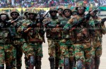 Nigerian Military Men warned Nigerian Men not to come near to their women else......