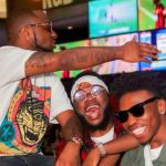 BADDEST!! Davido Buys Latest IPHONES For His Team [See Pictures]