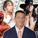 See Forbes' List Of Top 10 Richest Wrestlers In The World 2018- (With Photos)