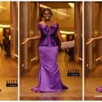 Actress Martha Ankomah warms the hearts of many with her outfit at Glitz Awards 2018