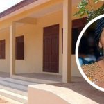 Adwoa Safo provides GHC326,819 classroom block for Atomic JHS