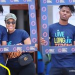 Joselyn Dumas causes Kwesi Arthur's manhood to stand up in new photos