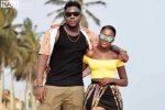 Screenshot:  Fella Makafui Now Changes Medikal's Name From Bestie To Daddy