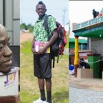 Admission fees to my school is GHC50 so that every child can attend – Lilwin