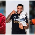 Memphis Depay is giving away 5 iPhone X max for free in the next two days