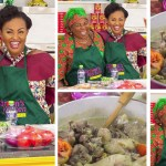 Akua Donkor Makes 'GANGANTUAN' Appearance On McBrown Kitchen Show [Video]
