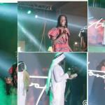 A Dubai Borga Gifts Stonebwoy $50,000 On Stage During His Bhim Concert 2018