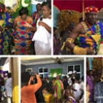 Colourful Photos From Captain Smart Wedding Aniversary