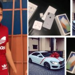 Slay Queen Angry With Her Boyfriend After She Bought Her Iphone X, And Bought His Mother A Brand New Car