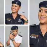 Photos: Social Media goes crazy over beautiful female Police picture