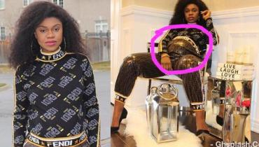 More Photos; Becca Shows Off Baby Bump After Childbirth