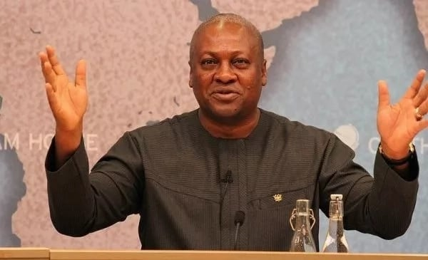 4 reasons why Mahama deserves a second chance in 2020