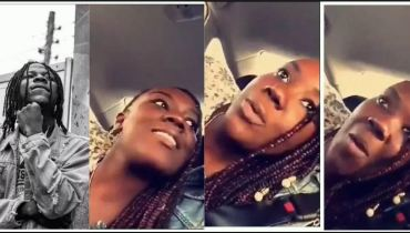 Stonebwoy's wife Dr. Louisa reveals her favorite song on the EOM Album (Video)