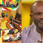 Kennedy Agyapong found guilty, set to be suspended from parliament
