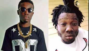"""""""Difficult Roads Often lead to beautiful Destinations"""" – Criss Waddle tells Showboy as he stands by him"""