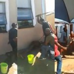 Residents pounce on two gay men after they were caught while having sex (Photos/Video)