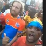 Video: Jesus Spotted In Congo, Everyone Followed Him