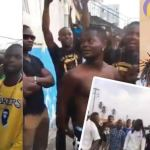 Shatta Movement Fans In Liberia Eulogize,Compose A Song For Shatta Wale