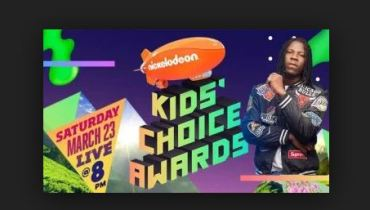 US Embassy Ghana congratulates Stonebwoy for winning Favourite African Star award at Nickelodeon Kids Choice Award 2019