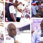 Video Of Ken Agyapong Crying At Npp Gounds Pops Up After He Quit Politics