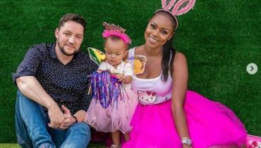 Yvonne Nelson & Daughter Steps Out In Adorable Style
