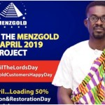 MenzGold Customers to be Paid on the 15th April