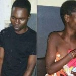 Young Man Caught red handed Having S3x With Mentally Ill Woman