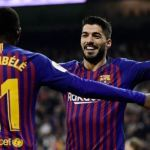 Barcelona earns 1-0 win over Manchester United.