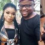 Bobrisky Nabbed Without Filters And Breast Shifted To One Side On Movie Set