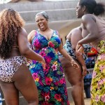 We Are Suffering. It's Too Hot – Plus Size Girls Begs Nana Addo To Do Something About The Weather
