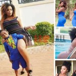 Photos that prove Yaw Dabo means business with Vivian Okyere and doesn't care what you think