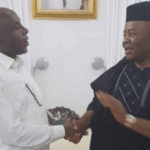 Revealed: Real Reasons Why Akpabio And Amaechi Reconciled