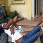 Woman Collapses In Court After Being Sentenced To Death For Killing Her Neighbour During Fight In Lagos
