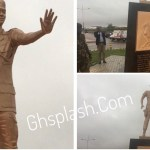 Major Maxwell Mahama Statue Unveiled (more photos)