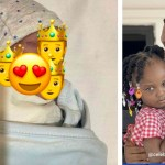 Kwadwo Safo Jnr and wife welcomes baby on Grand father's birthday