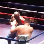 Bukom Banku wins his first ever bout outside Ghana