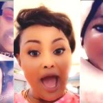 Video: Finally McBrown unveils the face of her adorable daughter to the public