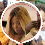 Big Akwes Reveals His Girlfriend To Prove That Indeed Maame Serwaa Is Too Small For Him