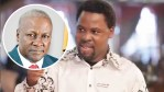 John Mahama Will Win 2020 Elections After The Second Round - Prophet T B Joshua