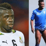 Blackstars' Afriyie Acquah mistakenly uploads his 'small okro' being eaten by white chic on Snapchat