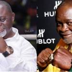 Meet Azumah Nelson's son who is following his dad's footsteps