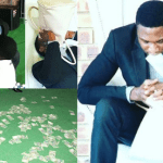 Nigerian Pastor Vomits Miracle Money Right Inside Church During Service