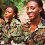 """Come And Propose To Us, We Are Also Human"" Female Soldiers Cry Out"