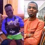 Shatta Bandle and Rev Obofour spotted in a photo with popular Facebook Mallam