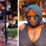 Latest photo of Maame Serwaa and handsome young man causes stir online